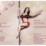 Jamilla's Pin-Up Pole Tour Continued!