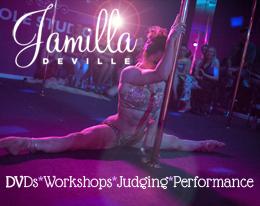 Jamilla Deville