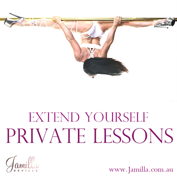 EXTEND YOURSELF PRIVATE LESSONS