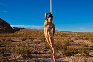 Jamilla Desert Pole